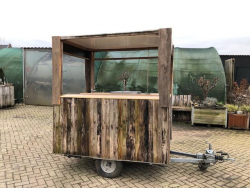 Euro Trailer foodtruck bar keuken