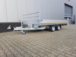 Eduard P4 400x200. 3.000kg rijplaten