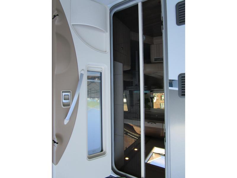 Burstner Travel van