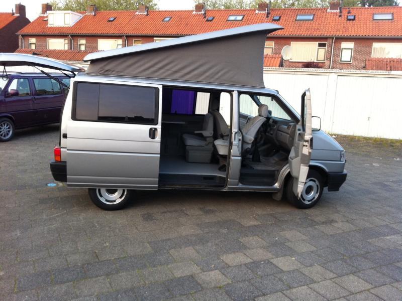 Multivan Camper