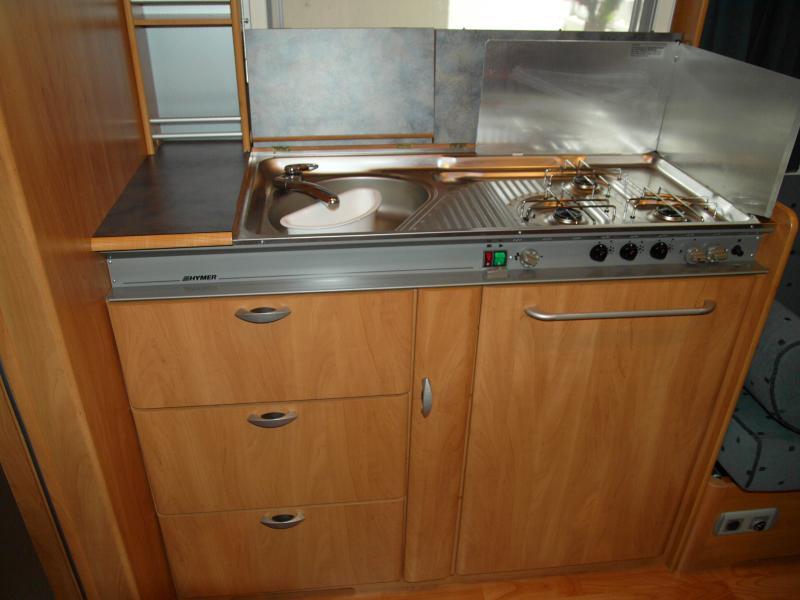 Eriba Nova 470 Verkocht