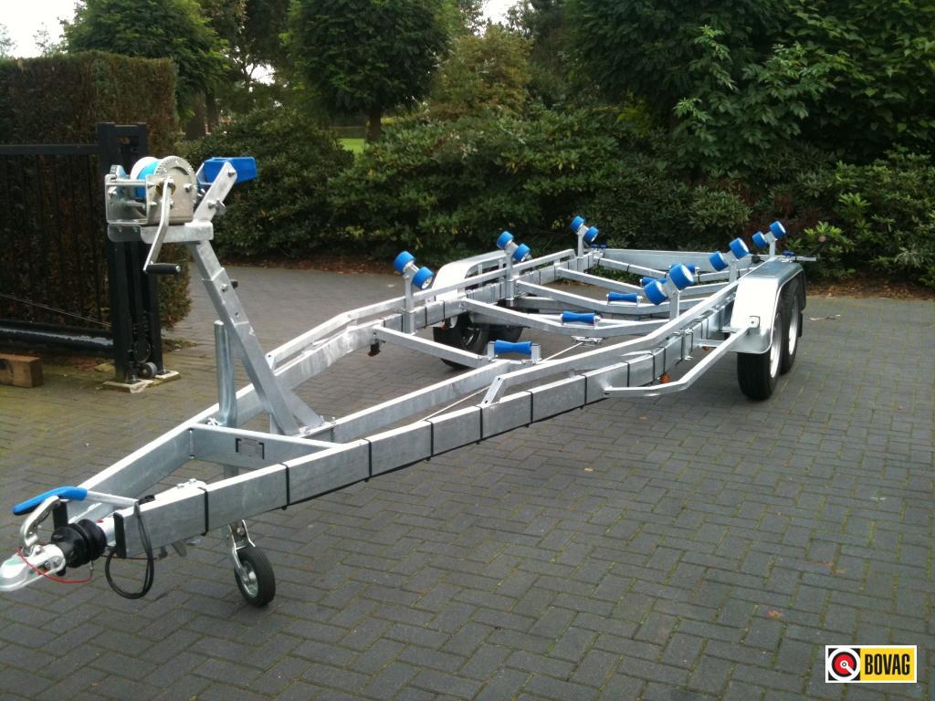 Vlemmix VBT27-2 boottrailer botentrailer