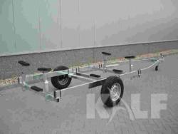 Kalf Stall 1350 Kaal
