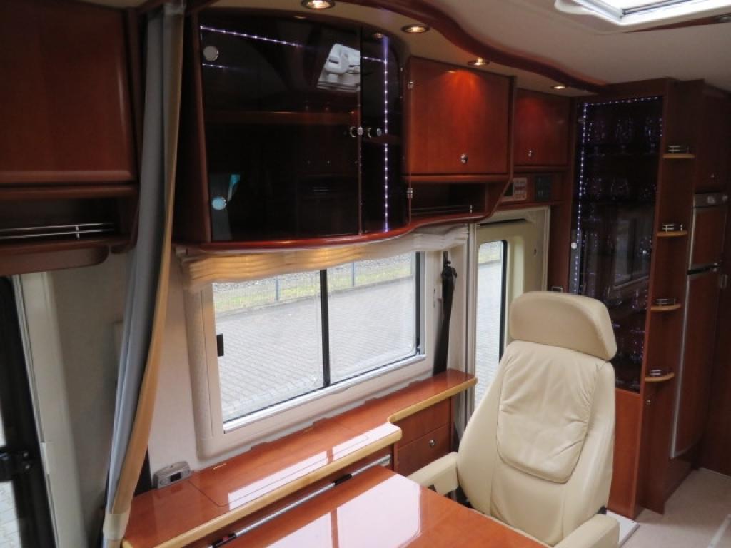 Concorde (Verkocht) Charisma 890 M Bar Sitz