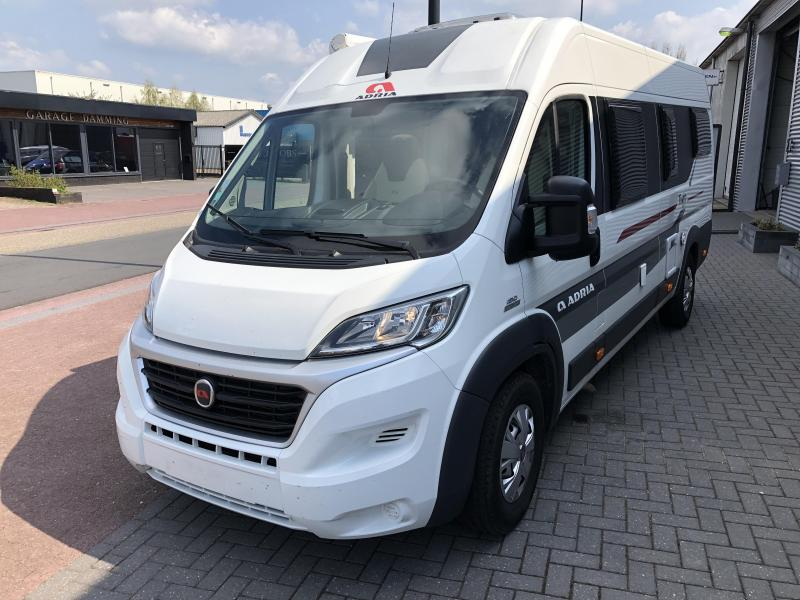 Adria mobil Twin d