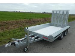 Hulco Terrax-2 machinetransporter 294 x 150