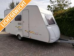 Sterckeman Starlett 430 DD lichtgewicht caravan