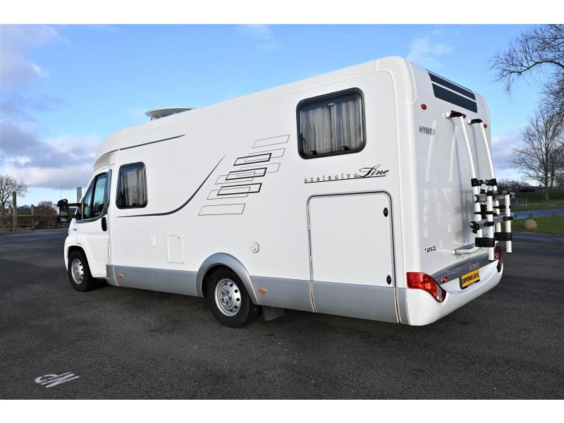 Hymer Exclusive line t674