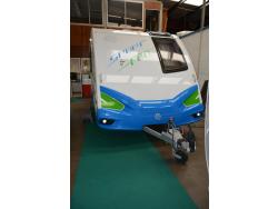 Knaus Sport en Fun 480 QL Zeer mooi mover/tent