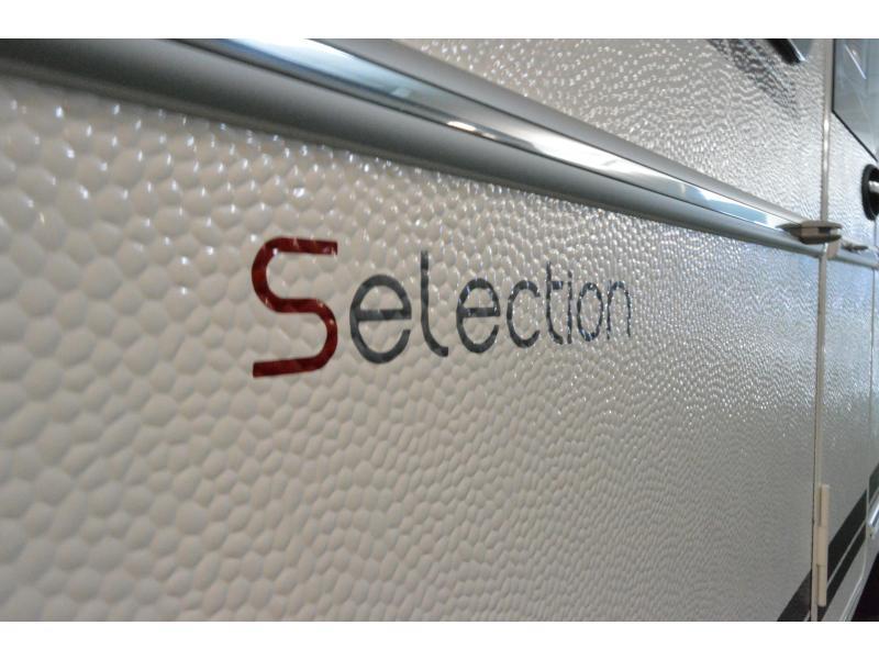 Fendt Bianco Selection 465 TG + tussenbed