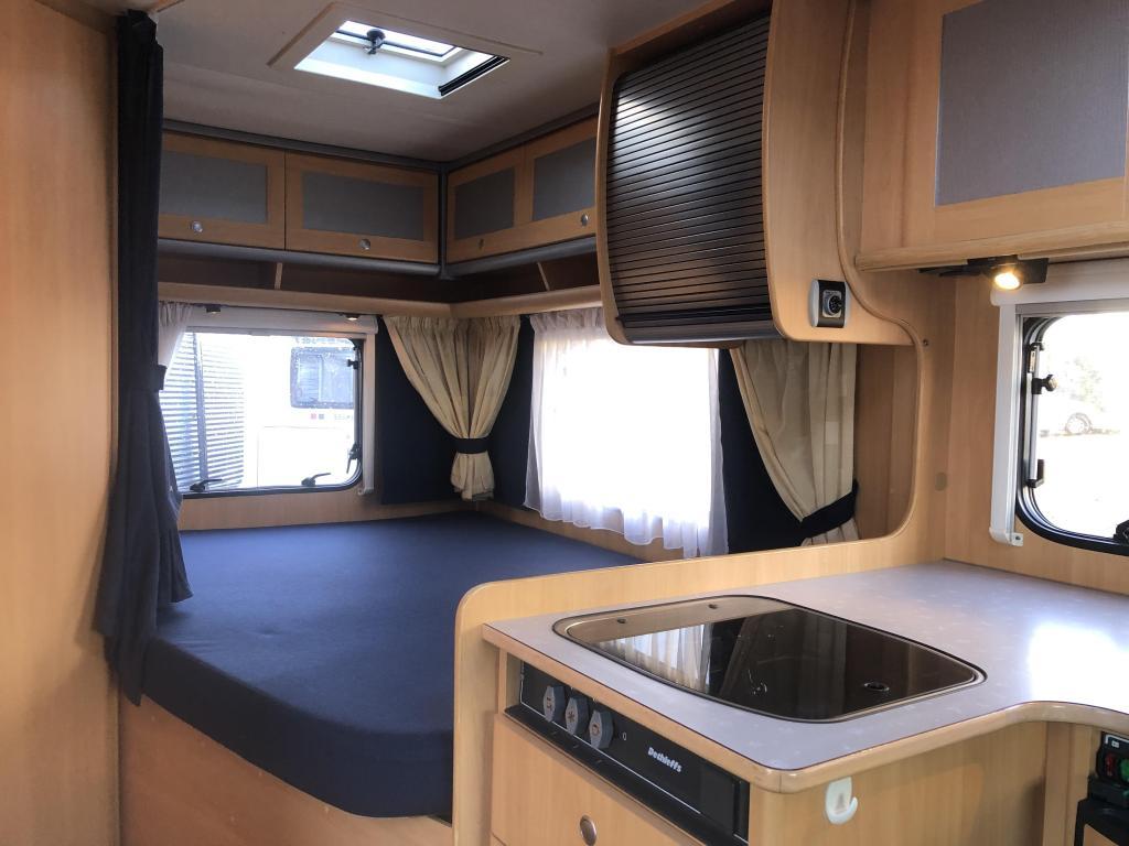 Dethleffs Advantage T 5801 Zeer nette camper