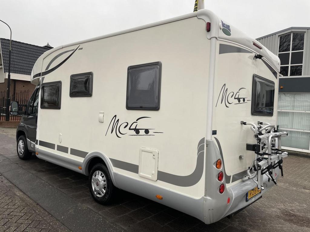 McLouis MC4 63 Top-Indeling Hefbed 2010
