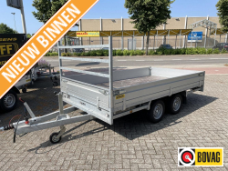 Hulco Medax-2 PLATEAUWAGEN DUBBEL-AS