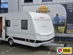 Dethleffs Camper 390 FS MOVER-VOORTENT
