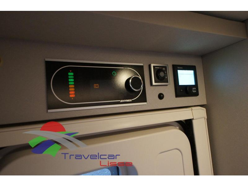 Hymer Exsis-T 580 PURE Sat. antenne/Camera/Navi