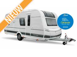 Dethleffs Nomad 490 BLF Caravan van het jaar 2020