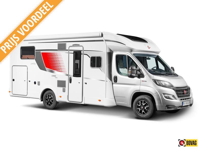 Burstner Lyseo TD Limited 690 G luxe camper rijklaar 2020
