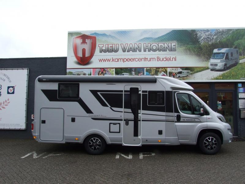 Adria Compact Supreme  DL AUTOMAAT - VERKOCHT