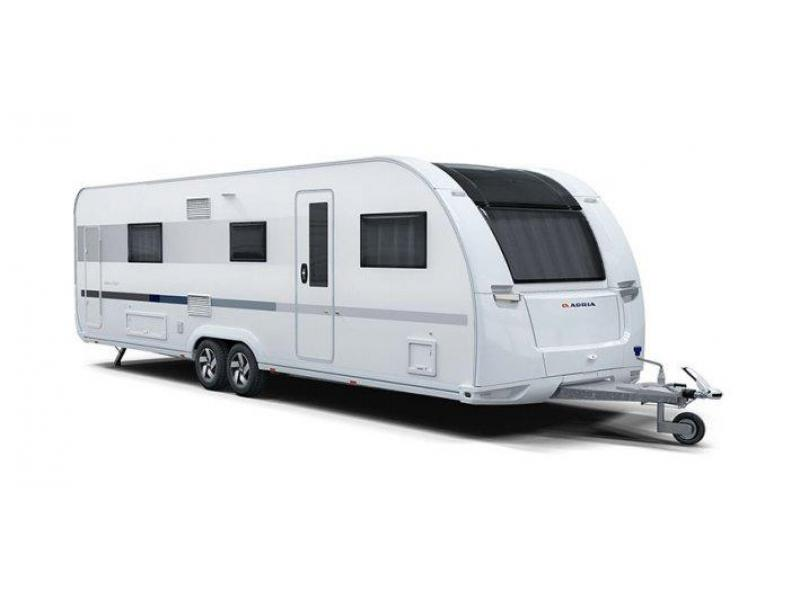 Adria Alpina 613 UT 2021 MODEL, RIJKLAAR