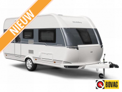 Hobby On Tour 470 UL Compacte reiscaravan met aparte bed