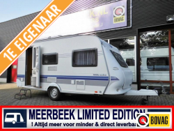 Hobby Excellent 440 SF VOORTENT, FIETSENDRAGER