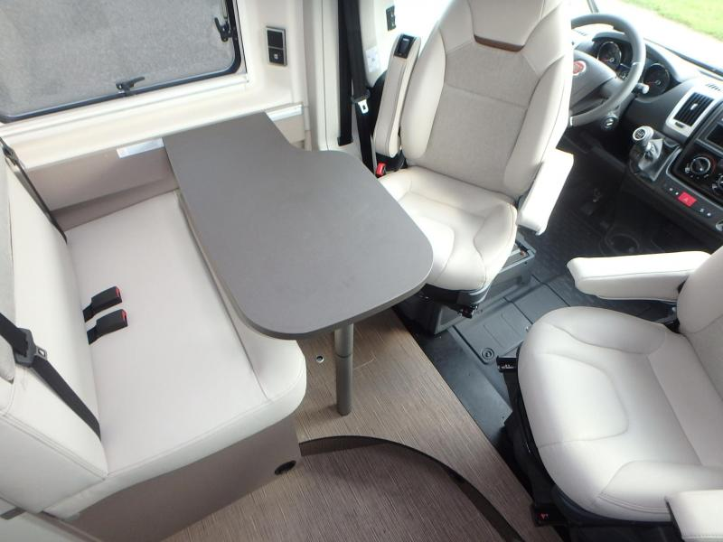 Bürstner City Car 600 C Harmony Line