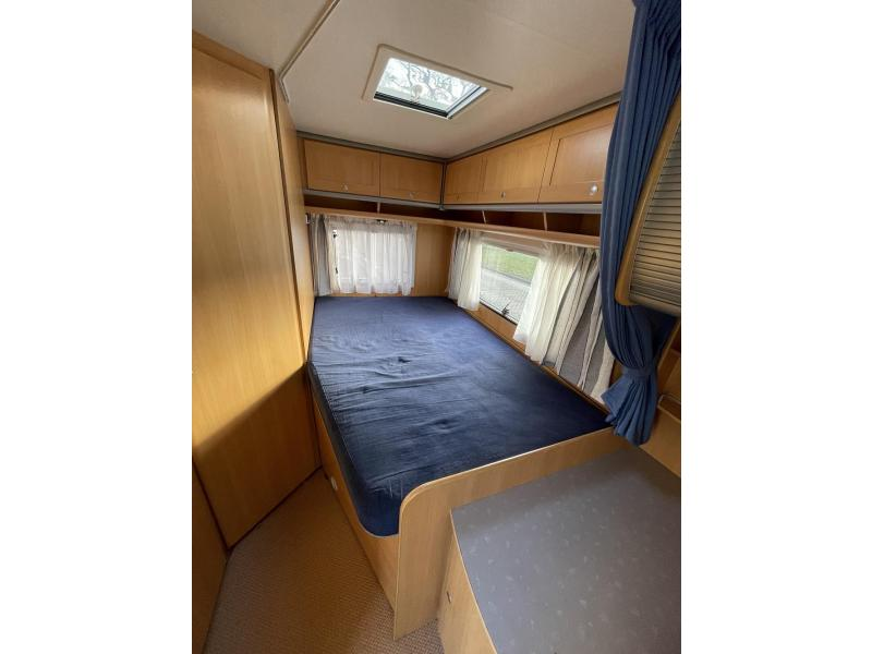 Dethleffs Advantage T 6541 Vast bed 2004
