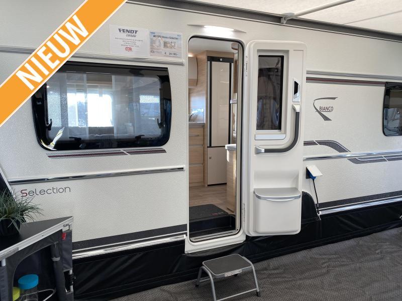 Fendt Bianco Selection 465 SFB 2021 model