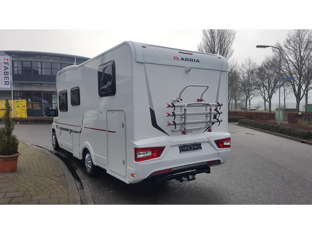 Adria Matrix 670 SL  Nieuwstaat