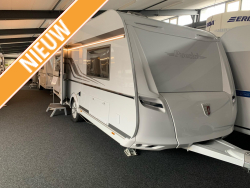 Tabbert Puccini 560 TD FRANS BED + RONDZIT