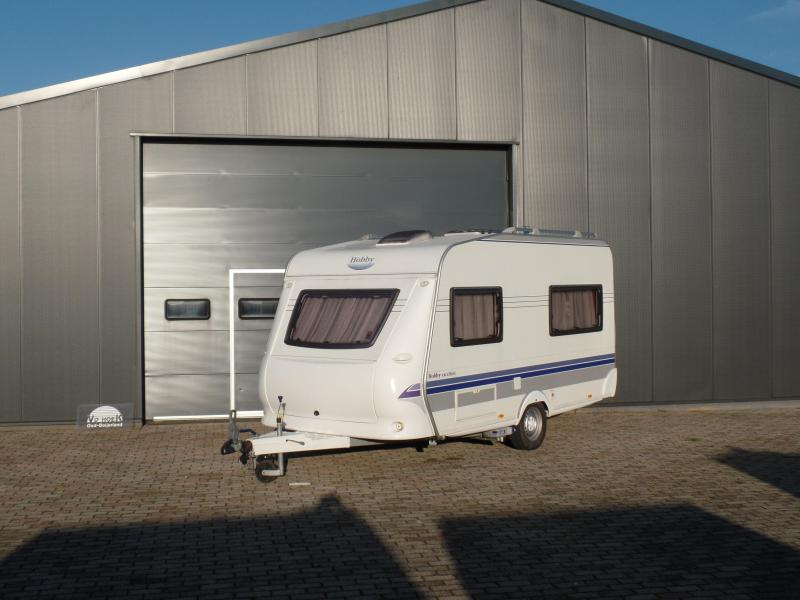 Hobby Excellent 400 SF Dorema tent Reich mover