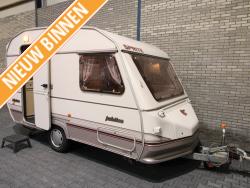 Sprite Alpine 370 1990-WC-Voortent-Eindkeuk