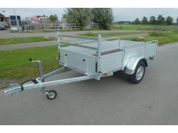 Anssems BSX bakwagen afm 250 x 130