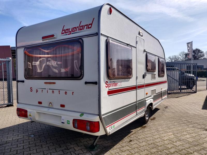 Beyerland Sprinter lx