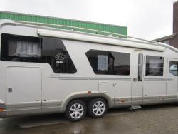 Knaus S Liner 800 Zeer luxe Camper