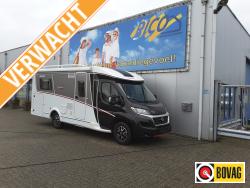 Dethleffs Globebus T 7 GT Pakket Zwart, Automaat