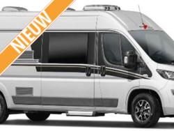 Malibu Van Compact 540 Breedtebed