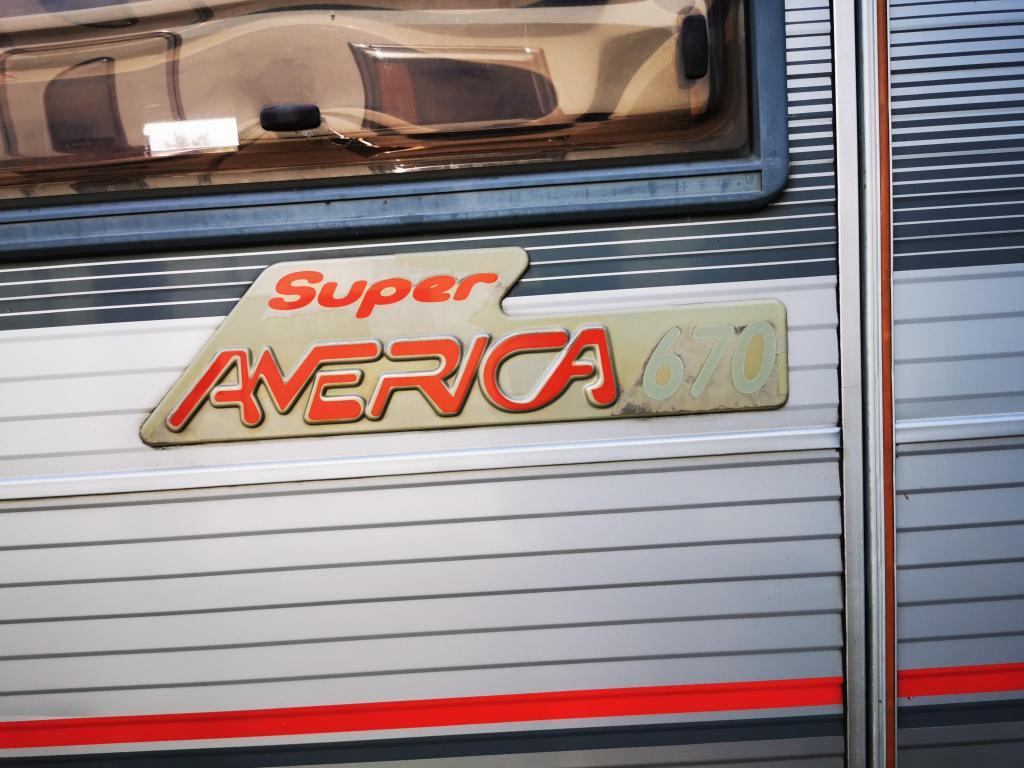 Arca 670 America stapelbed