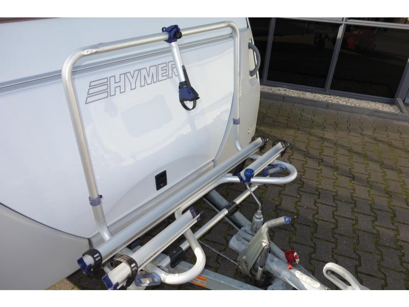 Hymer Living 450 Bed (210cm) Zit MOVER etc