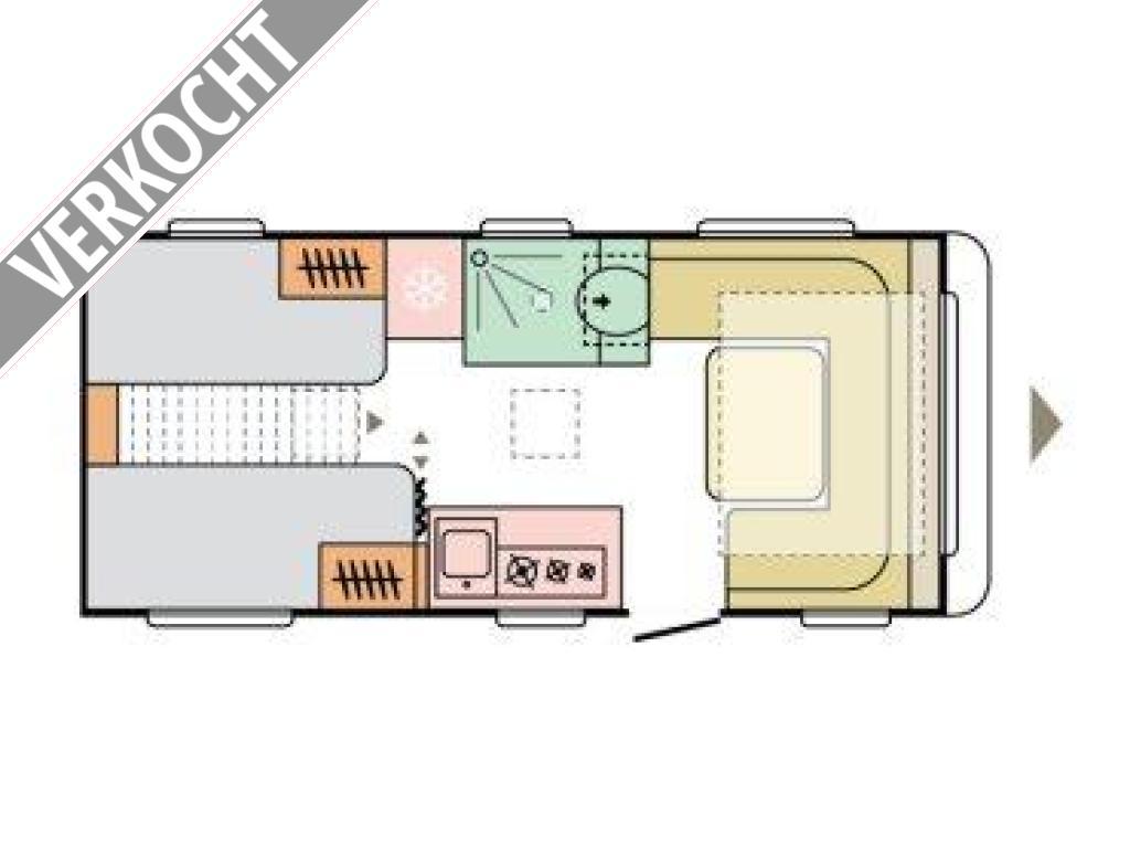 Adria Adora 502 UL 2021 MODEL, RIJKLAAR