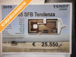 Fendt Tendenza 465 SFB MODEL 2019
