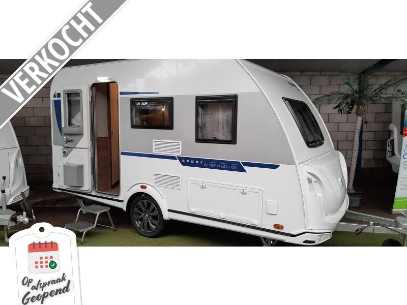 Knaus Sport Silver Selection 400 QD Compact en Compleet