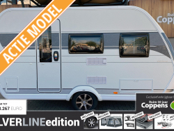 Hobby On Tour 390 SF 2021 SILVERLINE ACTIE