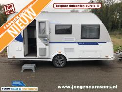 Knaus Sport Silver Selection 420 QD met ALKO MOVER