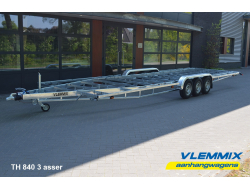Vlemmix Tiny house trailer chassis