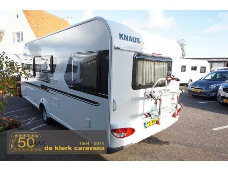 Knaus SUDWIND 500 FU CELEBRATION ve