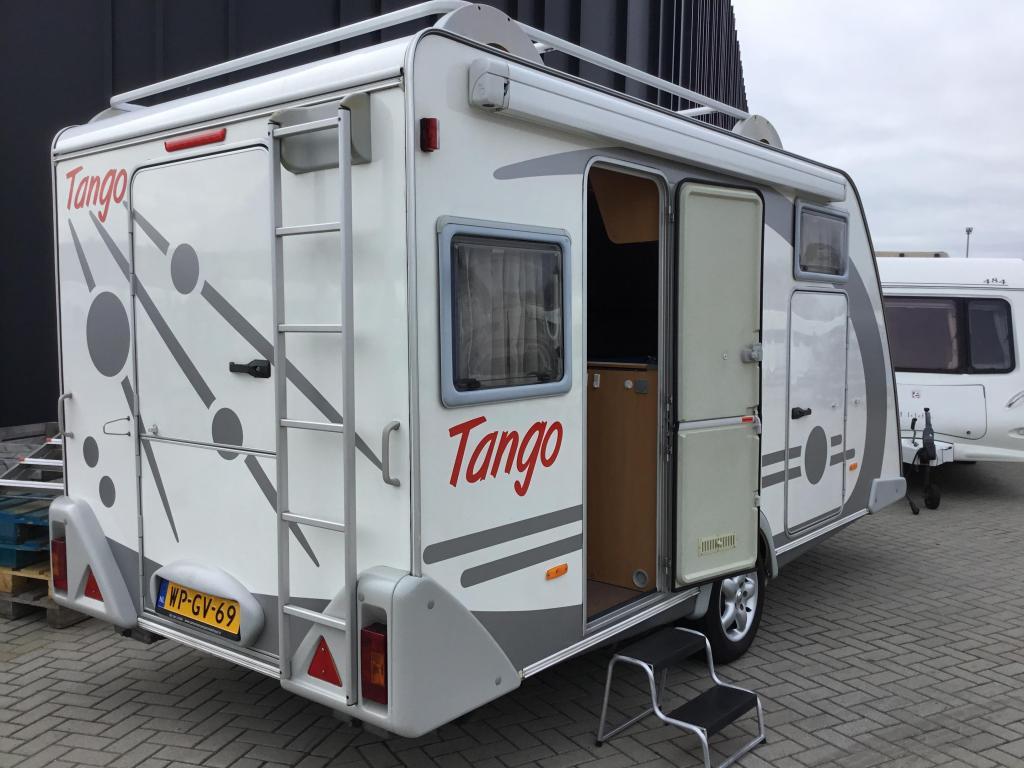 Knaus Tango 410