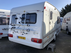 Elddis Gulfstream  GTX Groot bed of Zit + mover
