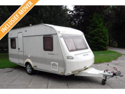 Avento Jubilee 445 TF Fransbed + MOVER + BOVAG
