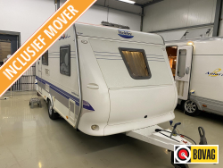 Hobby Excellent Easy 410 SFE +mover+voortent